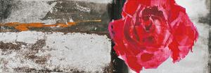 Metallic Pop Flower I by Sarah Ward