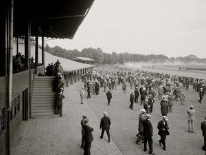 Saratoga Race Track, Saratoga Springs, N.Y.