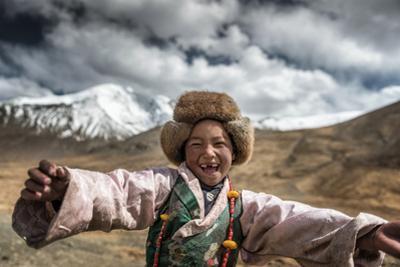 Smile, Tibet