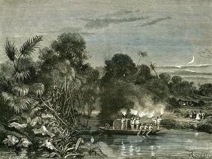 Sarayacu Beach Peru 1869