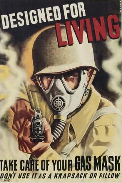 Designed for Living Poster by Sascha Maurer