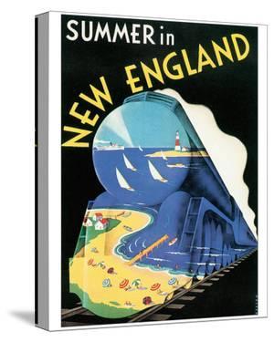 Summer in New England by Sascha Maurer