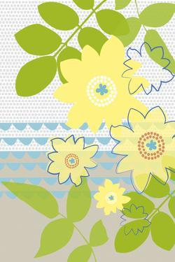 Bright Botany III by Sasha Blake