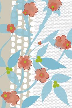 Bright Botany IV by Sasha Blake