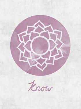 Chakra - Know by Sasha Blake