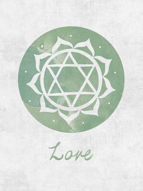 Chakra - Love by Sasha Blake