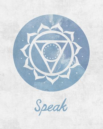 Chakra - Speak by Sasha Blake