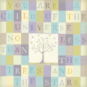 Child of the Universe by Sasha Blake