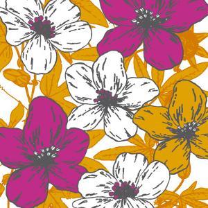 Flower Garden I by Sasha Blake