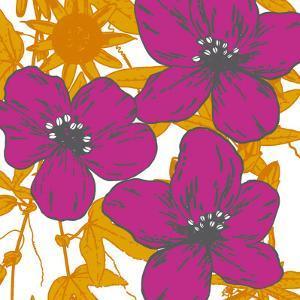 Flower Garden II by Sasha Blake
