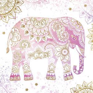 Happy Elephant by Sasha Blake