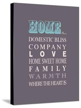 Home is Cool by Sasha Blake