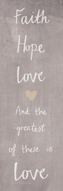Loving Words II by Sasha Blake