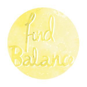 Mantra - Balance by Sasha Blake