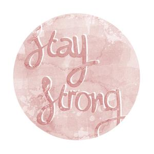 Mantra - Strong by Sasha Blake