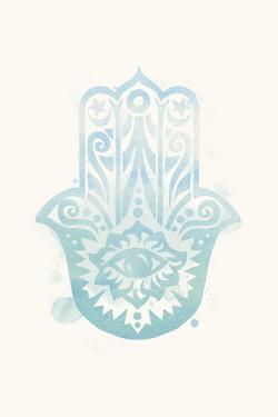 Mindfulness - Hamsa by Sasha Blake