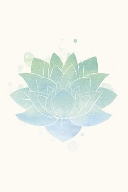 Mindfulness - Lotus by Sasha Blake