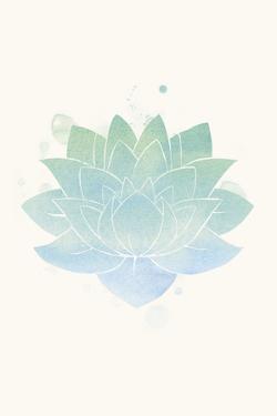 Mindfulness - Lotus by Sasha Blake