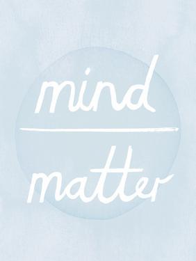 Prana - Mind - Matter by Sasha Blake