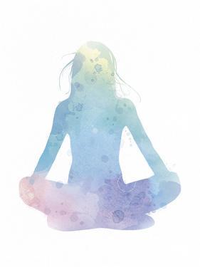 Sukhasana - Meditate by Sasha Blake