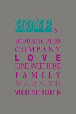 What Home Is... by Sasha Blake