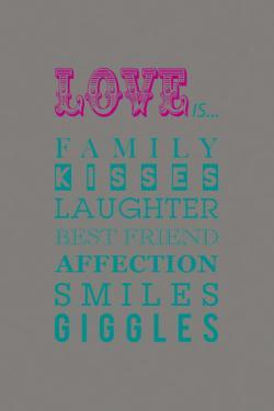 What Love Is... by Sasha Blake