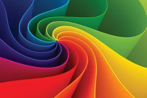 3D Colorful Background by Sashkin