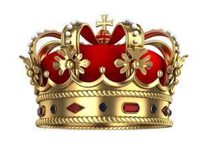 Royal Gold Crown by Sashkin