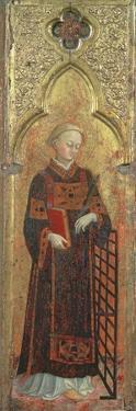 St. Lawrence by Sassetta