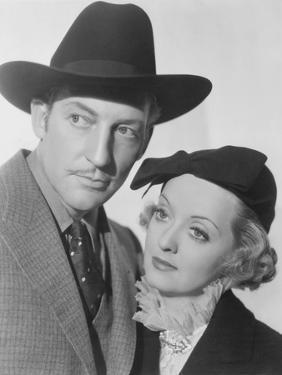 Satan Met a Lady, Warren William, Bette Davis, 1936