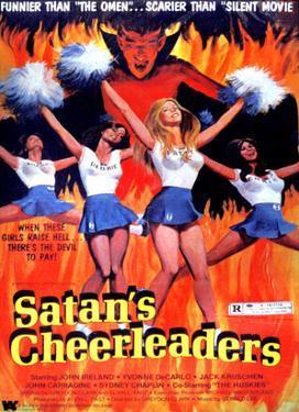 Satan's Cheerleaders, 1977