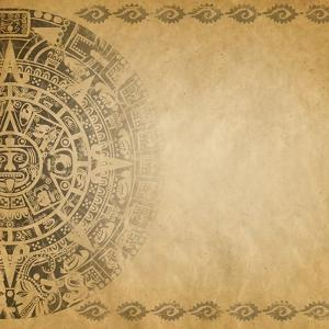Mayan Calendar by Sateda