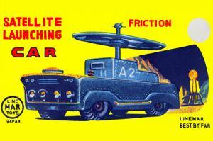 Satellite Launching Car A2