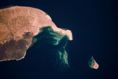 Satellite view of Qesm Shlatin, Red Sea Governorate, Egypt