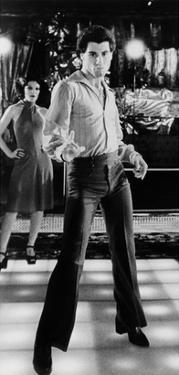 Saturday Night Fever, Fran Drescher, John Travolta, 1977
