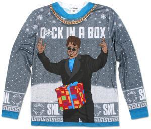 Saturday Night Live - D in a Box Costume Tee