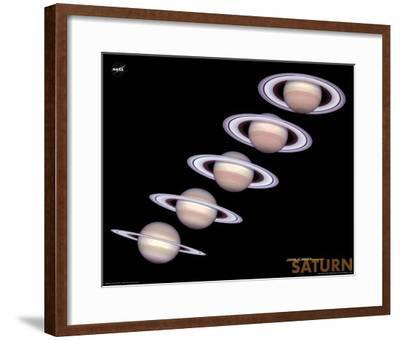 Saturn--Framed Poster
