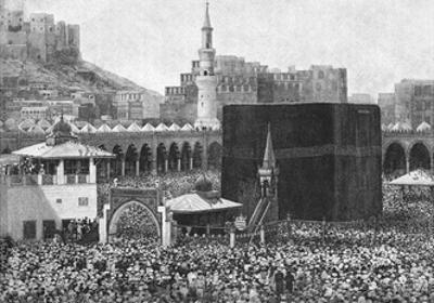 Saudi Arabia, Mecca