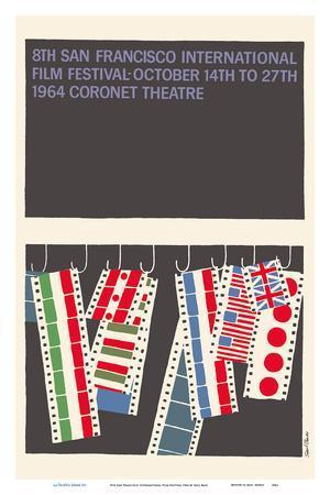 8th Annual 1964 San Francisco International Film Festival