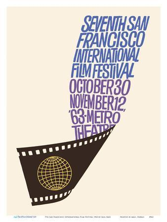 Seventh Annual 1963 San Francisco International Film Festival