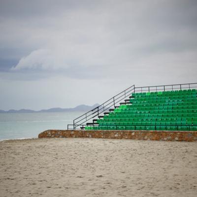 Beach Soccer Stadium by saulgranda