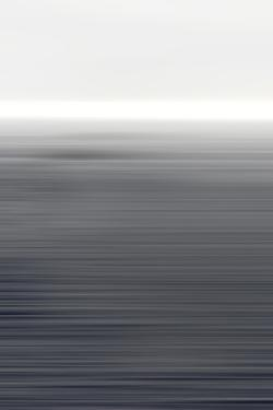 Abstract view over Sitka Sound, Alaska by Savanah Plank