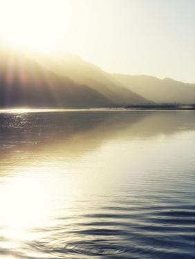 Knik River scenic by Savanah Plank