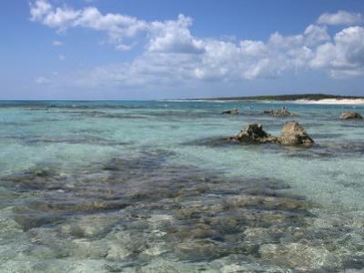 Eastern Coast, Punta Morena, Cozumel, Mexico