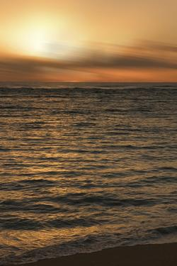 Hawaii, Kauai, Sunset by Savanah Stewart