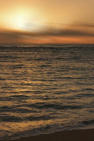 Hawaii, Kauai, Sunset