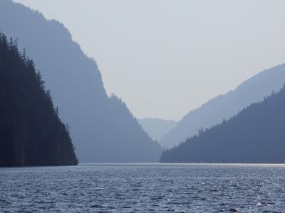 Misty Fjords National Park, Alaska, Usa