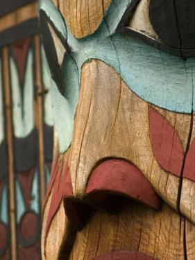 Totem Bight State Park, Ketchikan, Alaska, USA by Savanah Stewart