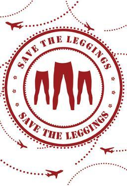Save The Leggings