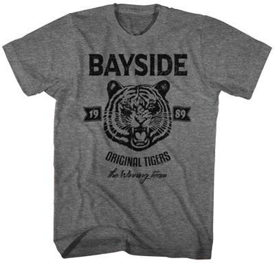 Saved By The Bell- Bayside Original Tigers